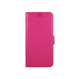 Samsung Galaxy J1 (2016) - Preklopna torbica (WLG) - roza