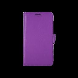 Samsung Galaxy J1 (2016) - Preklopna torbica (WLG) - vijolična