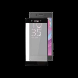 Sony Xperia X - Zaščitno steklo Excellence (0,33) - belo