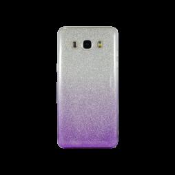 Samsung Galaxy J5 (2016) - Gumiran ovitek (TPUB) - vijolična