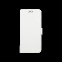 Sony Xperia E5 - Preklopna torbica (WLG) - bela