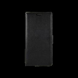 Lenovo Vibe K5 - Preklopna torbica (WLG) - črna