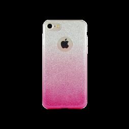 Apple iPhone 7/8 - Gumiran ovitek (TPUB) - roza