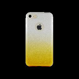 Apple iPhone 7/8 - Gumiran ovitek (TPUB) - rumena