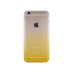 Apple iPhone 6Plus/6SPlus - Gumiran ovitek (TPUO) - rumena
