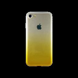 Apple iPhone 7/8 - Gumiran ovitek (TPUO) - rumena