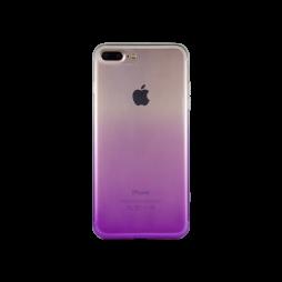 Apple iPhone 7 Plus/8 Plus - Gumiran ovitek (TPUO) - vijolična