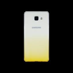 Samsung Galaxy A3 (2016) - Gumiran ovitek (TPUO) - rumena