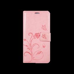 Sony Xperia M5 - Preklopna torbica (WLGO) - roza