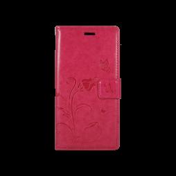Sony Xperia Z5 - Preklopna torbica (WLGO) - rdeča