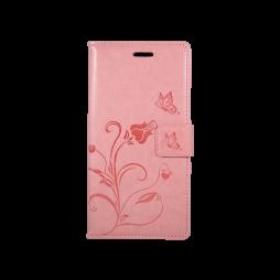 Sony Xperia Z5 - Preklopna torbica (WLGO) - roza