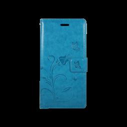 Sony Xperia Z5 - Preklopna torbica (WLGO) - turkizna