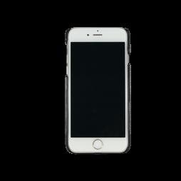 Apple iPhone 7/8 - Okrasni pokrovček (TPL) - temno siv