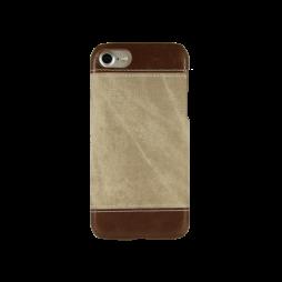 Apple iPhone 7/8 - Okrasni pokrovček (TPL) - rjav