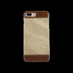Apple iPhone 7 Plus/8 Plus - Okrasni pokrovček (TPL) - rjav