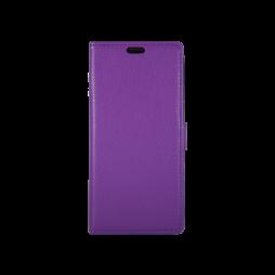 Lenovo Vibe C - Preklopna torbica (WLG) - vijolična