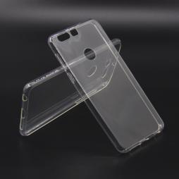 Huawei Honor 8 - Gumiran ovitek (TPUA) - prosojen