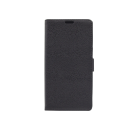 Huawei nova plus - Preklopna torbica (WLG) - črna