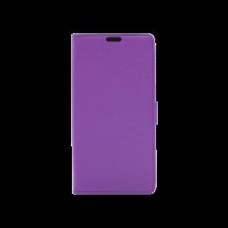 Huawei nova plus - Preklopna torbica (WLG) - vijolična