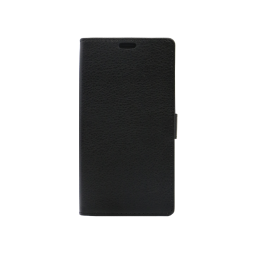 Wiko Lenny 3 - Preklopna torbica (WLG) - črna