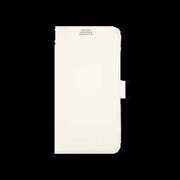 Huawei Mate 9 - Preklopna torbica (WLG) - bela