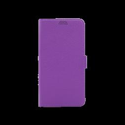 Motorola Moto Z Play - Preklopna torbica (WLG) - vijolična