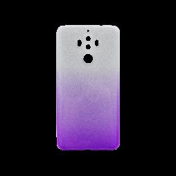 Huawei Mate 9 - Gumiran ovitek (TPUB) - vijolična