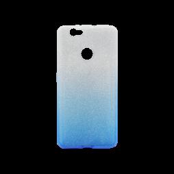 Huawei nova - Gumiran ovitek (TPUB) - modra