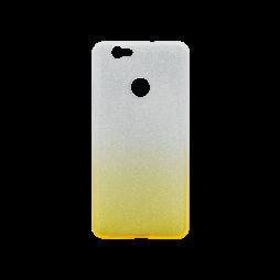 Huawei nova - Gumiran ovitek (TPUB) - rumena