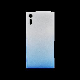 Sony Xperia XZ - Gumiran ovitek (TPUB) - modra