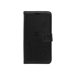 Huawei nova plus - Preklopna torbica (WLGO) - črna