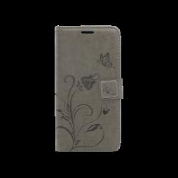 Huawei nova plus - Preklopna torbica (WLGO) - siva
