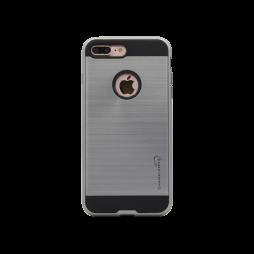 Apple iPhone 7 Plus/8 Plus - Gumiran ovitek (ARM-01) - siv