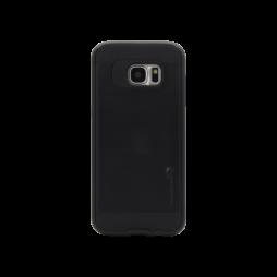 Samsung Galaxy S7 Edge - Gumiran ovitek (ARM-01) - črn