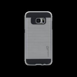 Samsung Galaxy S7 Edge - Gumiran ovitek (ARM-01) - siv