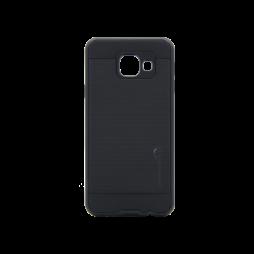 Samsung Galaxy A3 (2016) - Gumiran ovitek (ARM-01) - črn
