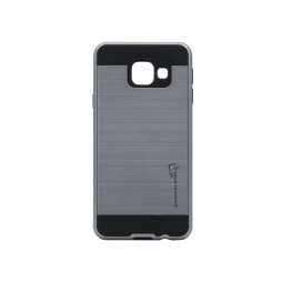Samsung Galaxy A3 (2016) - Gumiran ovitek (ARM-01) - siv