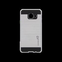 Samsung Galaxy A3 (2016) - Gumiran ovitek (ARM-01) - srebrn