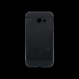 Samsung Galaxy A3 (2017) - Gumiran ovitek (ARM-01) - črn