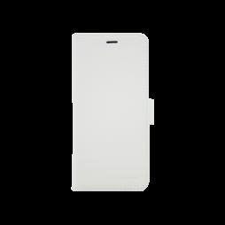 Samsung Galaxy S8+ - Preklopna torbica (Book) - bela