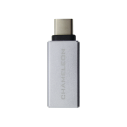 OTG adapter USB-Type-C za GSM, srebrn