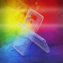LG G6 - Gumiran ovitek (TPUA) - prosojen