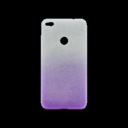 Huawei Honor 8 Lite/8 Lite (2017)/P9 Lite (2017)/ Nova Lite - Gumiran ovitek (TPUB) - vijolična