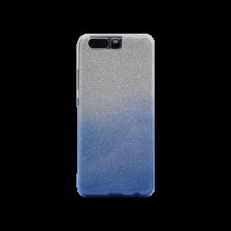 Huawei P10 - Gumiran ovitek (TPUB) - modra