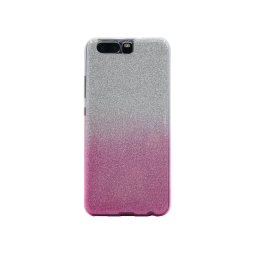 Huawei P10 - Gumiran ovitek (TPUB) - roza