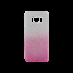 Samsung Galaxy S8 - Gumiran ovitek (TPUB) - roza