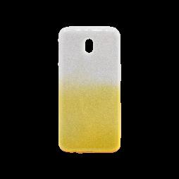 Samsung Galaxy J7 (2017) - Gumiran ovitek (TPUB) - rumena