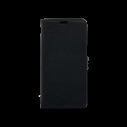 Lenovo K6 Note - Preklopna torbica (WLG) - črna