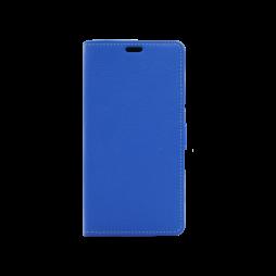 Lenovo K6 Note - Preklopna torbica (WLG) - modra
