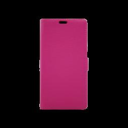 Lenovo K6 Note - Preklopna torbica (WLG) - roza